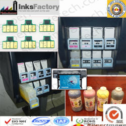 Latex-Tinte HP-L25500 Chip HP-L25500 Nachfüllungs-Kassette HP-L25500