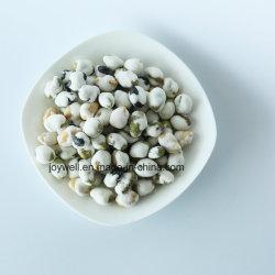 Wasabiの味の小麦粉は豆の組合せの大きさのパッキングに塗った