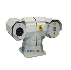 أمن كاميرا الرؤية الليلية بالليزر لتركيب القطب