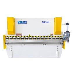 Guidage linéaire de l'outillage de presse servomoteur CNC