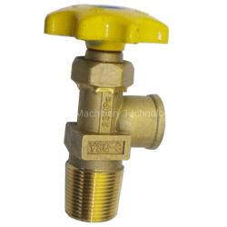 Высокое качество и длительный срок службы системы питания сжиженным нефтяным газом латуни клапан высокого давления CO2 клапана цилиндра