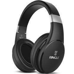 耳によってBluetoothのワイヤーで縛られる無線ヘッドホーンに取り消すBingle Fb110の騒音