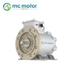 A China por grosso AC 90kw proteção de entrada IP67 Motor magnético permanente