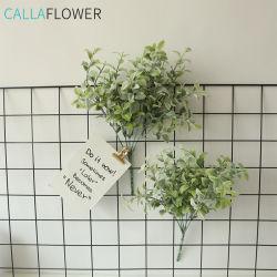 Planta de falsas hojas florales artificiales vid follaje GF16294A