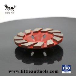 Turbo Diamond Tools Cup Schleifplatte für Beton