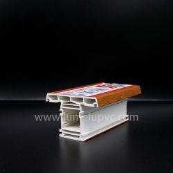 Nouvelle Fenêtre PVC Sash moderne en bois Prix de châssis