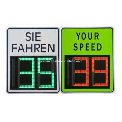 Знак скорости по радару Geelian светодиодный дисплей для движения по автостраде скорость драйвера знак обратной связи ваш знак скорости