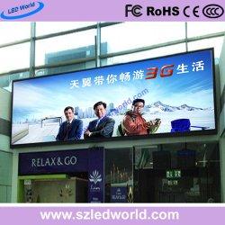 P12 для использования вне помещений полноцветный светодиодный экран рекламы