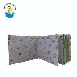 Photo couleur à couverture rigide d'impression personnalisée Catalogue Histoire Service d'impression offset de livre d'enfants