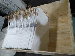 나무로 되는 케이스 포장 알루미늄 격판덮개 롤 유대 증발기