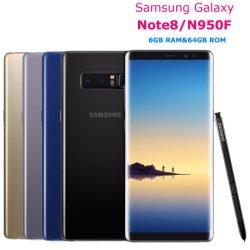 تم تجديد هاتف Android الأصلي Note8 N950f Note9 N960f وتم إلغاء تأمينه حديثًا الهاتف المحمول الهاتف المحمول