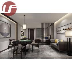 Stanza di ospite stabilita personalizzata della stanza della base della mobilia della camera da letto dell'hotel