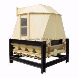 Compteur de l'équipement de refroidissement du refroidisseur de débit pour la biomasse des granules de bois