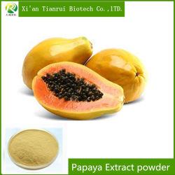 Напряжение питания на заводе 100% натуральных растительных папайи извлечения порошок