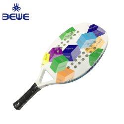Tennis della spiaggia della racchetta di stampa personalizzato Btr-4006 di fabbricazione della fabbrica nuovo migliore