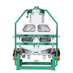 Reinigingsmachine van de Korrel van de Ontpitter van de Reeks van Tqsf de Kleine