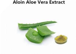 95%-98% AloeエモディンのAloeのヴィエラのエキスの粉のLowderingの血の脂肪