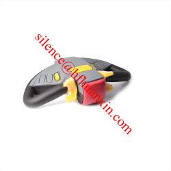 T600 avec tête de timon 1 à 6 boutons jaune
