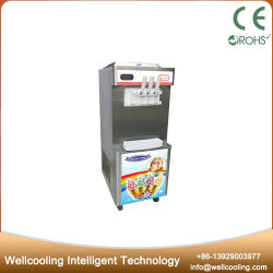 На заводе прямой продажи мягкого мороженого процесс механизма с маркировкой CE утвержденных