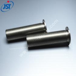 Usinagem CNC personalizado de precisão as porcas dos parafusos parafusos de Hardware para motociclo