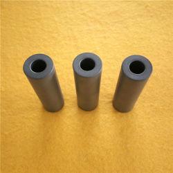 Aislante cerámico Ssic Casquillo de Cerámica de carburo de silicio tubos