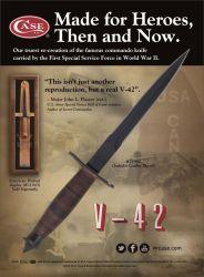 [ستينلسّ ستيل] ثبت نصل خارجيّ بقاء سكينة مع جلد مقبض - حافة دقيقة ([و-د-031])