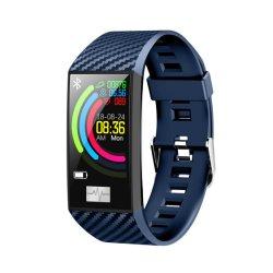 """Bpm 기능 1.14 """" IPS LCD IP68를 가진 새 모델 시계 이동 전화는 GPS 추적자 Smartwatch를 방수 처리한다"""