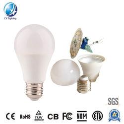 A60 5 Вт постоянного тока 48 В Китае производителем SKD светодиодная лампа фары E27 B22 алюминиевый корпус ПК