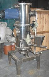 Qld350 Tipo de lecho fluidizado de molino de chorro