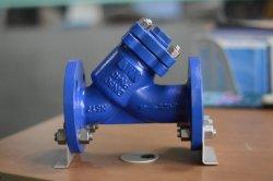 水またはオイルまたは蒸気システムEn12266のためのDIN標準CF8m Yのこし器