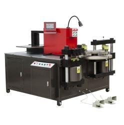 Machine de traitement de barre omnibus hydraulique CNC avec pliage, le poinçonnage et jeu de barres de coupe