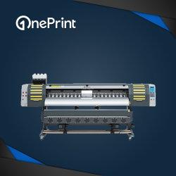 Мини-Oneprint принтер экологически чистых растворителей машины Ep-1802/2004 с Dx5 головки блока цилиндров