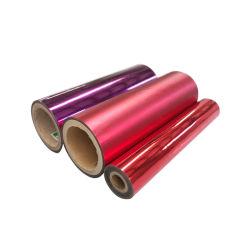 金属で処理されたペット熱ラミネーションの表面の保護フィルム