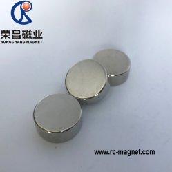De gesinterde Permanente Magneet van NdFeB van de Magneet van het Neodymium van de Zeldzame aarde