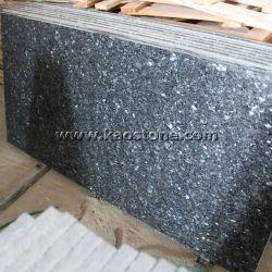 Cheap Granite en pierre naturelle Blue Pearl pour comptoir/objet tombstone/Paving/tile