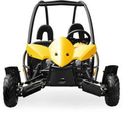 4 Wheeler Buggy Go Kart eléctrico de gas para la granja (KD 125GKT-2)