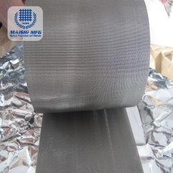 25 microns tissé de filtre à tamis en acier inoxydable