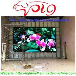 L'intérieur de la publicité de location de défilement de déplacement de l'écran LED RVB de SMD Outdoor Billboard pleine couleur