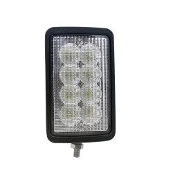 """EMC a approuvé 6"""" 40W CREE LED à montage latéral auto des feux de travail du chariot tracteur lampe 12V"""