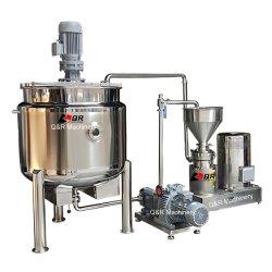 Nahrungsmittelgrad-Edelstahl-Milchverarbeitung-Geräten-Käseerzeugung-Majonäse-Ketschup-Käseerzeugung-mischendes Becken