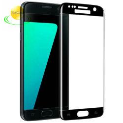 Commerce de gros 3D Couvercle intégral incurvée tempéré la gamme Protection Ecran pour Samsung Galaxy S7 Edge
