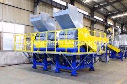 Film PE Concasseur à la granulation de ligne de production de machines en plastique