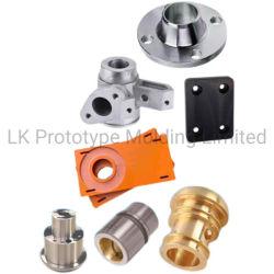 Peek en acier inoxydable en nylon d'usinage CNC POM Accessoires personnalisés