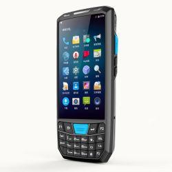 Точность воспроизведения P-45 4,5 дюйма промышленности Ручной терминал Android КПК 1d 2D сканер штрих-кодов с 4G WiFi