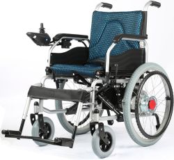 Ce desactivado Equipos Médicos de la movilidad motorizada alimentación plegable silla de ruedas eléctrica
