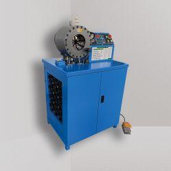 Automatique 2''le flexible hydraulique en appuyant sur le sertissage de la machine