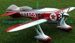 Geebee R3 100cc gaz modèle d'avion modèle Plan de contrôle vidéo pour du bois de Balsa Avion