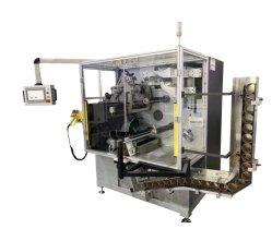 Tourelle automatique Dbdg-330b rembobinage de la machine avec quatre fusées et papier Glueless Core