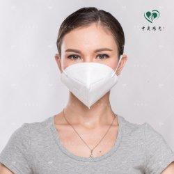 В респираторе с высокой степенью фильтрации твердых частиц класс FFP2 N95 Kn95 Безопасность одноразовые пылезащитную маску Kn95 маску для лица