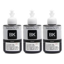 حبر أسود صبغي Ocbestjet لـ Epson T774، T01p، T03q، T005، طابعة T534 Tank